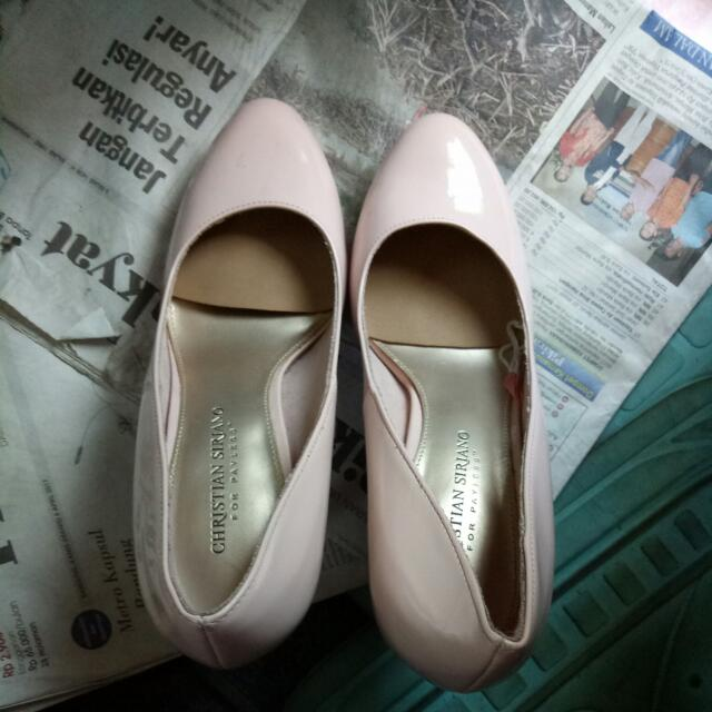 CHRISTIAN SIRIANO FOR PAYLESS SALE Heels