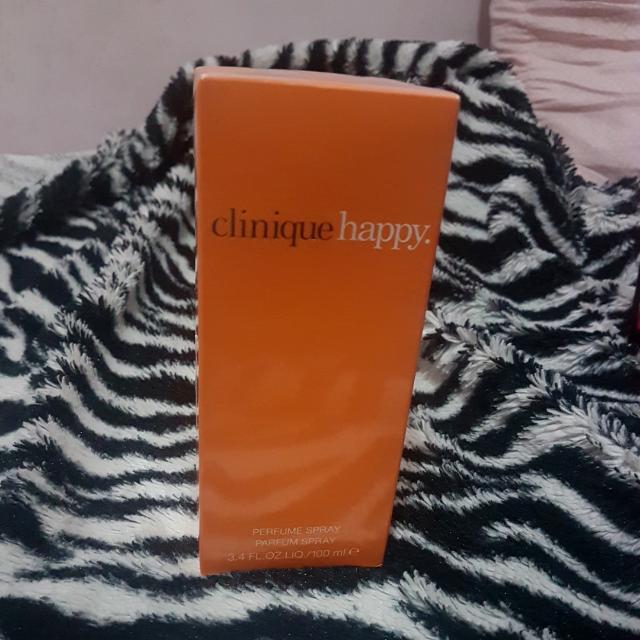 CLINIQUE HAPPY.  Perfume Spray