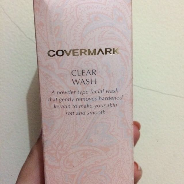 Covermark Clear Wash
