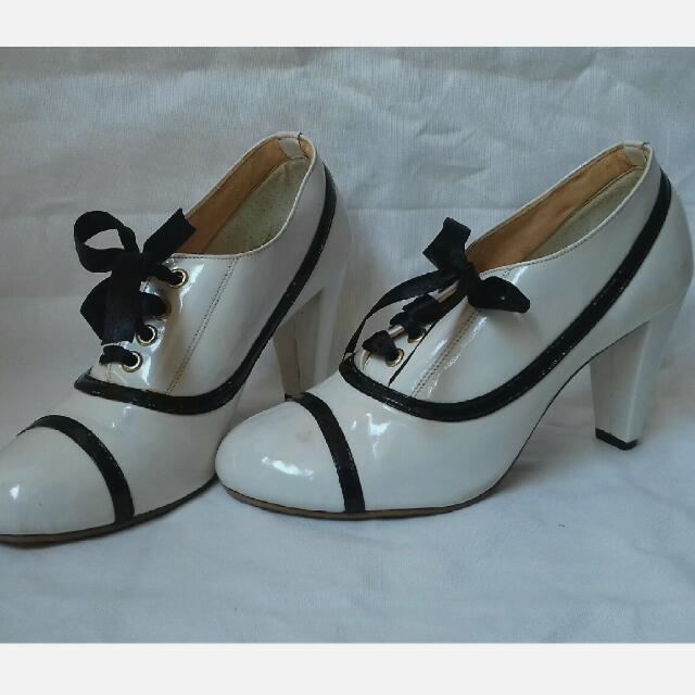 Dolly Schuh Heels #reprice
