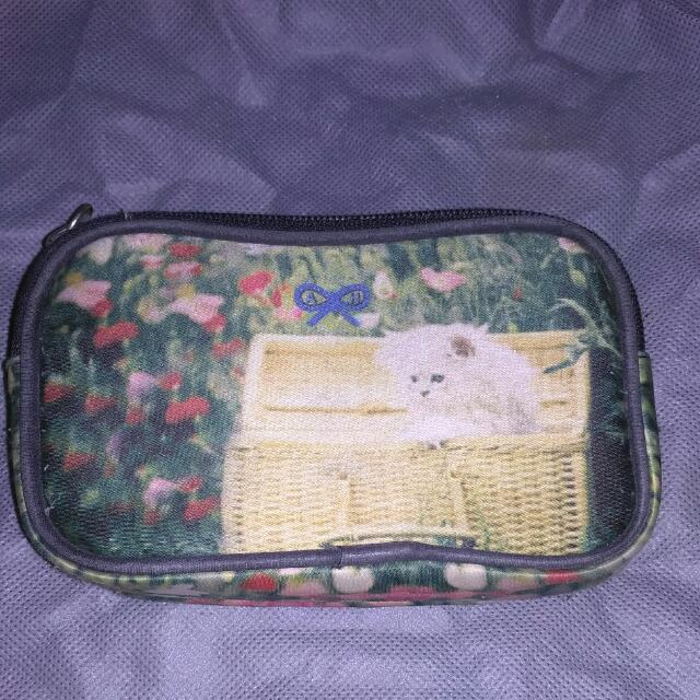 Dompet serbaguna kucing