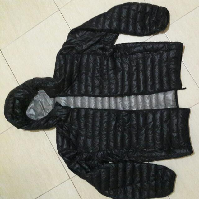 Down Jacket Hoodie Uniqlo