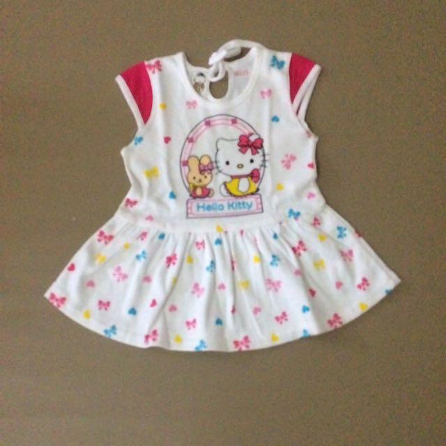 Dress Hello Kitty
