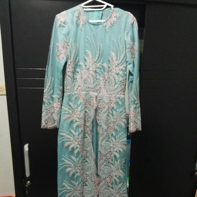 Dress Lace/Dress Brokat
