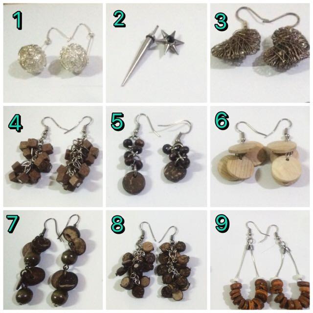 Earings (Anting panjang)