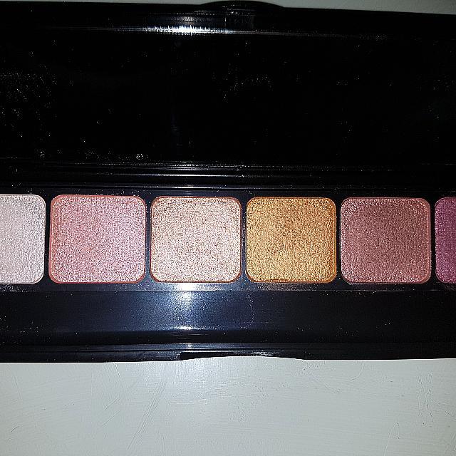 "Elf Prism Eyeshadow Palette In ""Sunset"""
