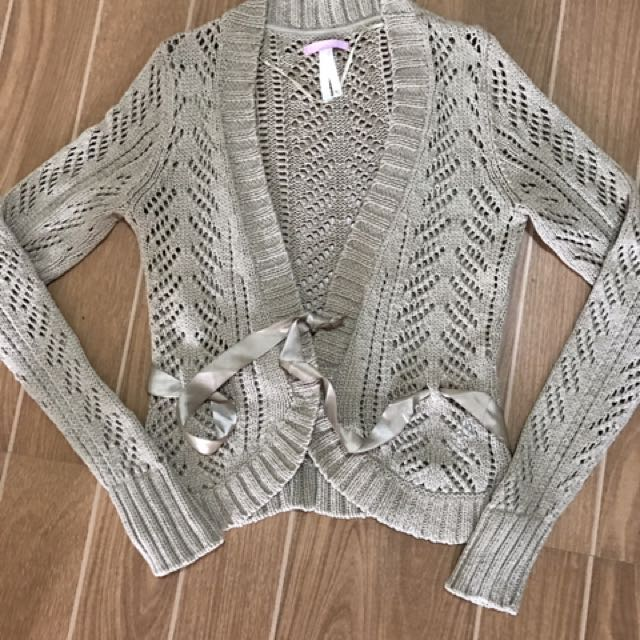 Esprit De Corps Knitted Cardigan