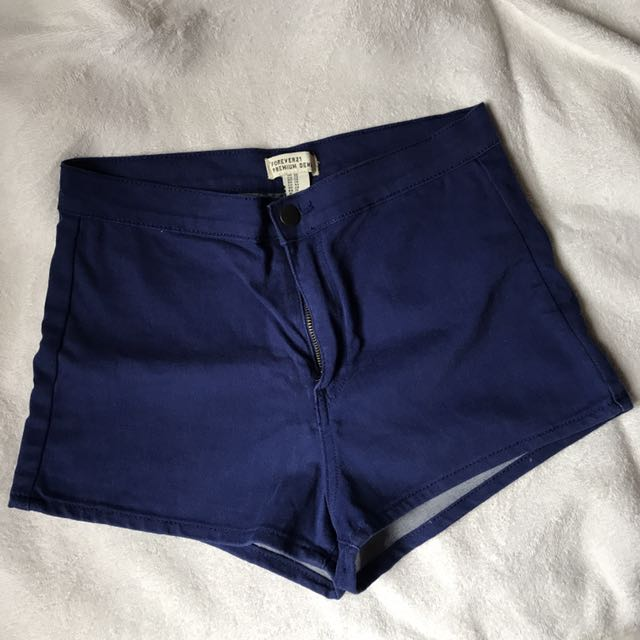 F21 Soft Maong Shorts