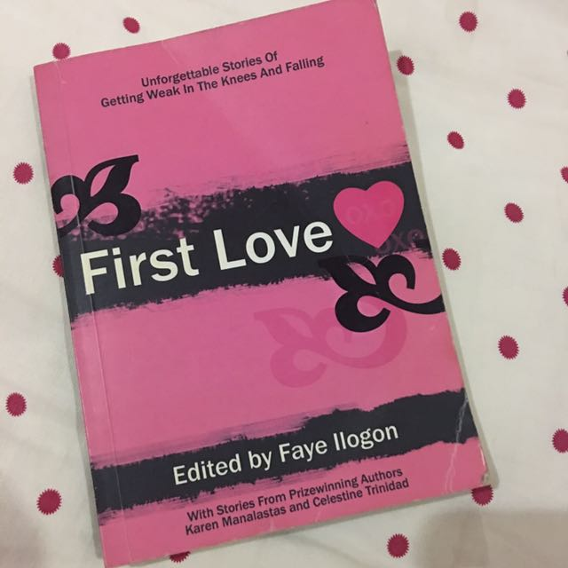 First love By Faye IIogon