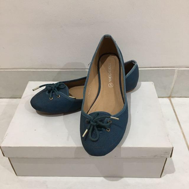 Flat Shoes Marie Claire