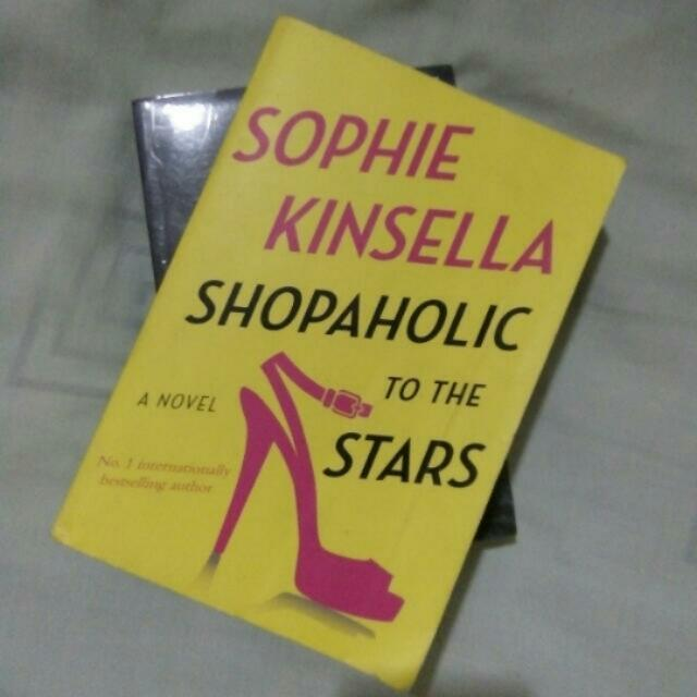 Free Ongkir Shopaholic To The Starts Sophie Kinsella