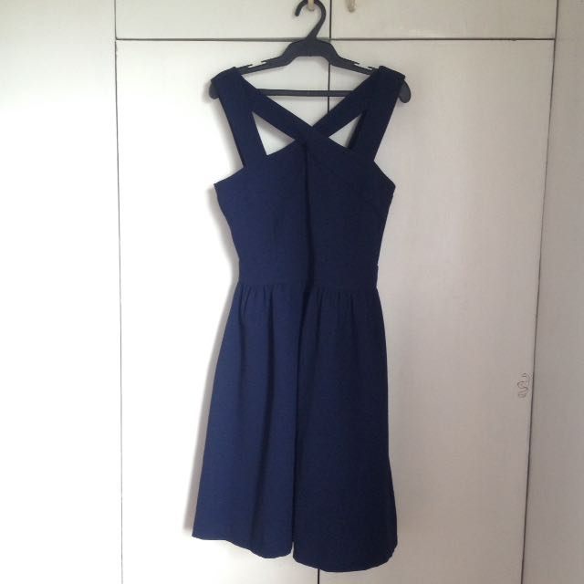 French Connection crisscross dress