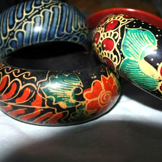 Gelang Batik (Take All)
