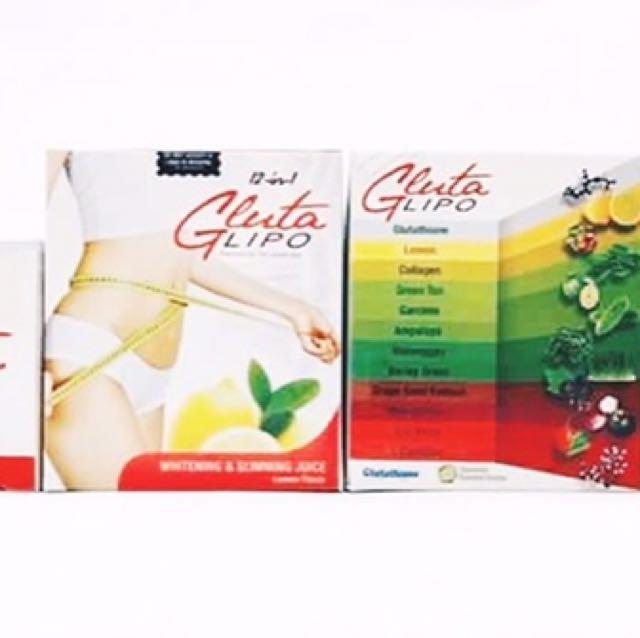 Gluta Lipo 12 In 1 Juice Drink