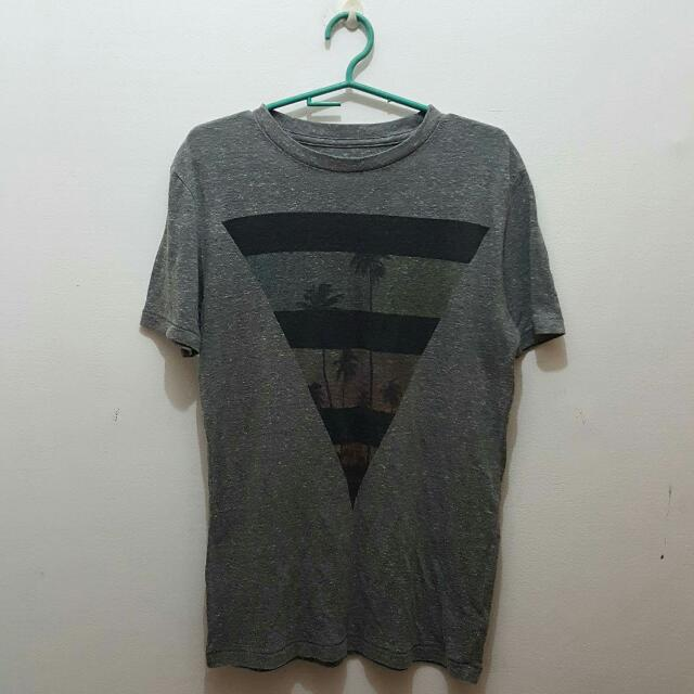 Gray Shirt/ Tee