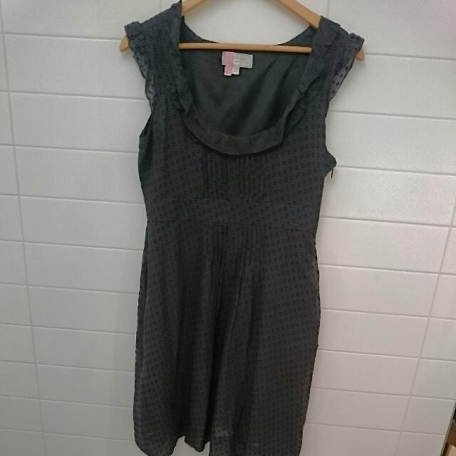 Grey Moulinette Soeurs Dress