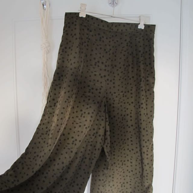 Handmade Silky Culottes