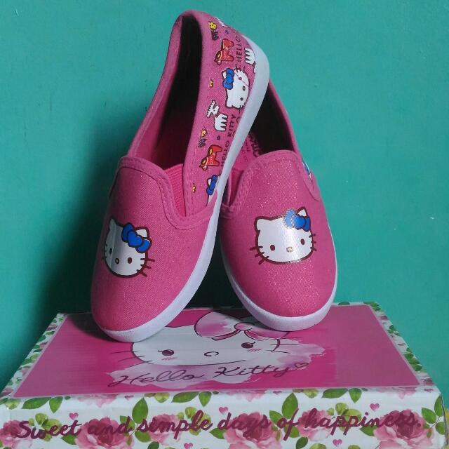 Hello Kitty Shoes For Girls Size 30eu