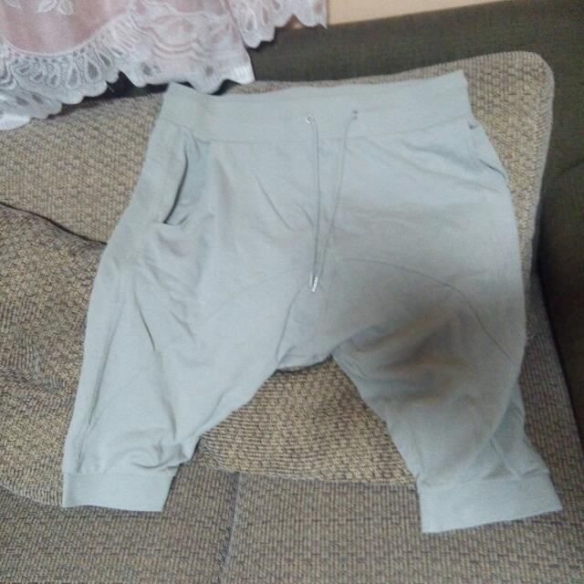 H&M divided sweat shorts size large