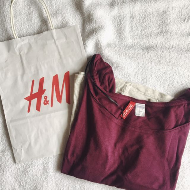 H&M Ombre Top