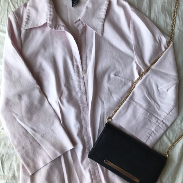 H&M Size 6 Dress Shirt