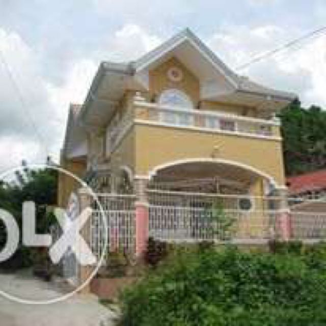 HOUSE AND LOT FOR SALE (cebu negotiable)