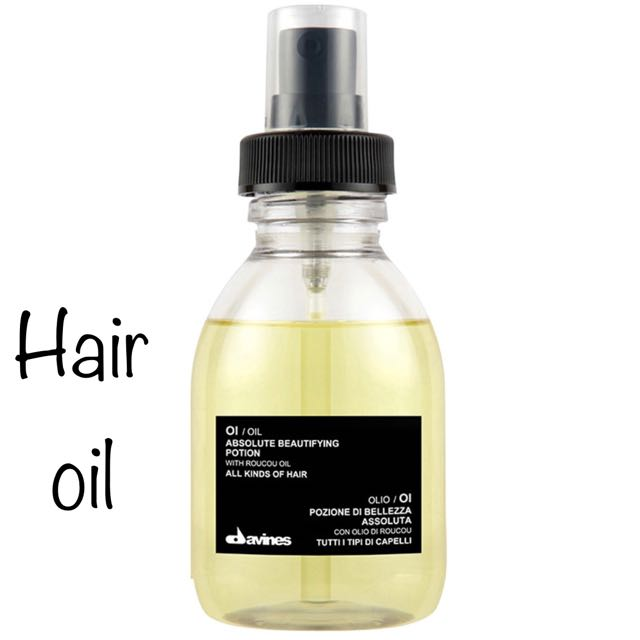 Italy Oi Oil Absolute Beautifying Potion 50 ml