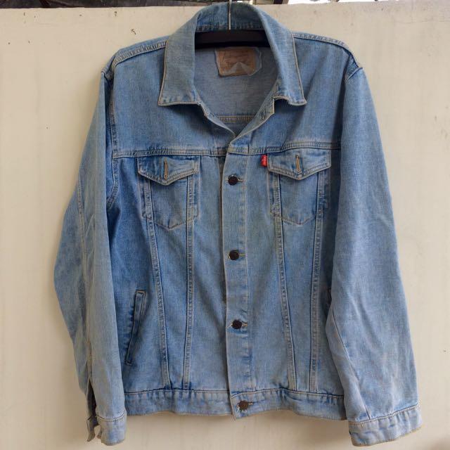 Jacket Jeans Levi's (Original)