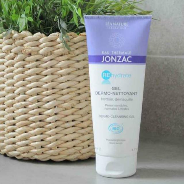 法國Jonzac 有機活泉深層洗面膠