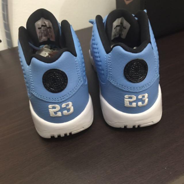 Jordan 9 Retro Low Pantone US Size 2Y