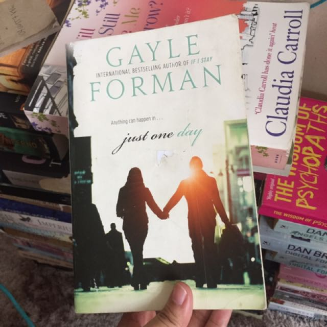 Just One Day By Gaye Forman