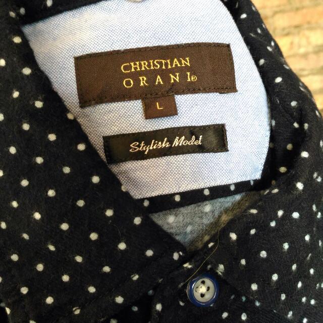 Kemeja Polkadot (Christian Orani)