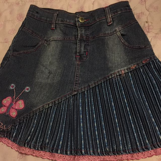Ladies Kids Skirt
