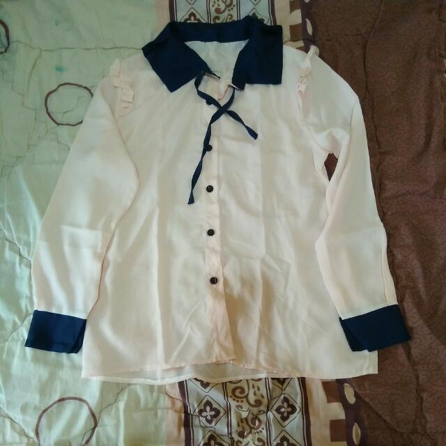 Light Serenity Long Sleeve Shirt