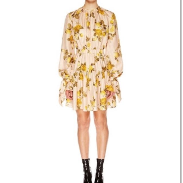 LOVER Albertine Mini Dress