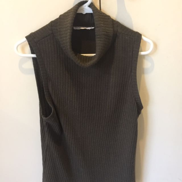 Luck And Trouble Turtleneck Singlet
