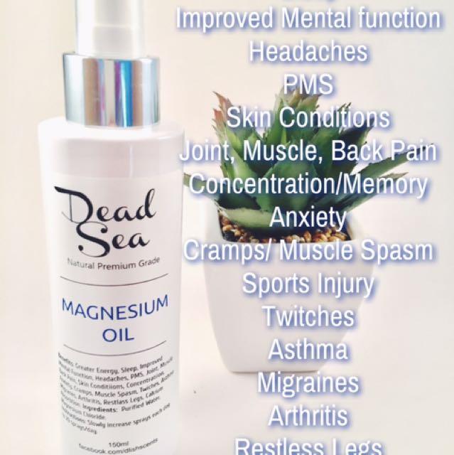 Magnesium oil 150ml