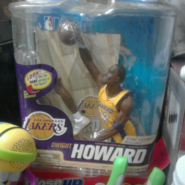 McFarlanes NBA Dwight Howard