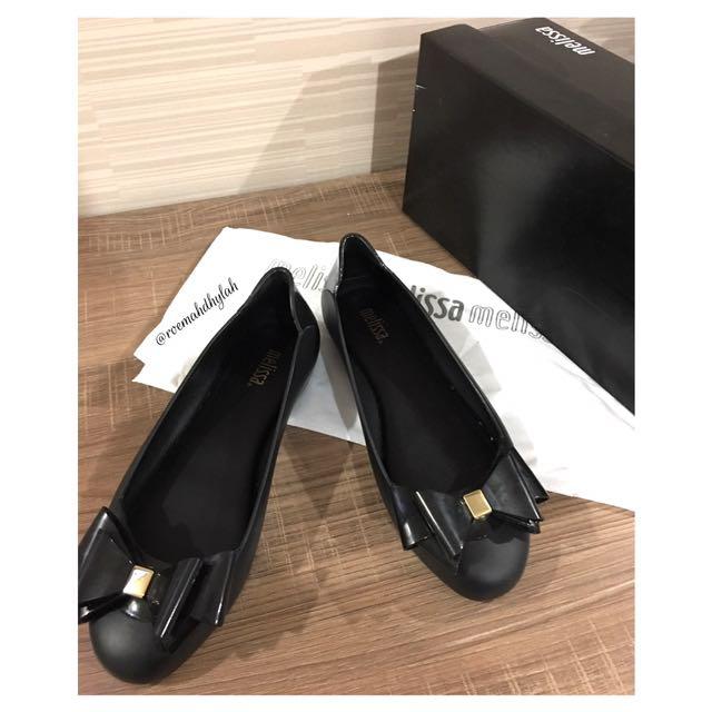 Melissa Shoes - PUMP IT (black) size 37