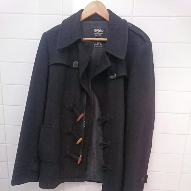 Mossimo Black Winter Jacket