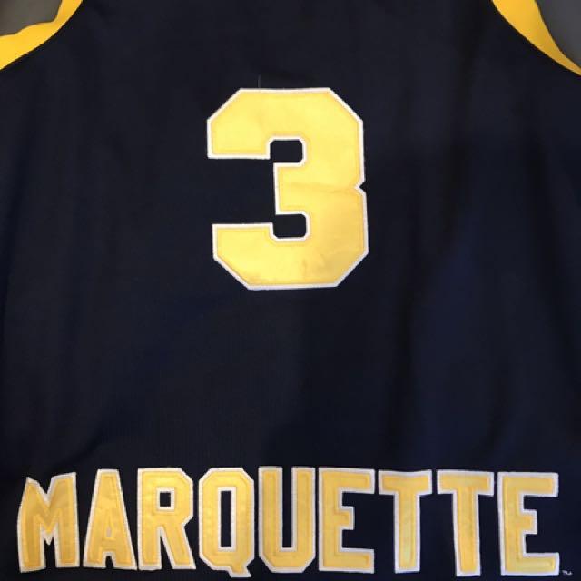 Nike D Wade College Basketball Jersey
