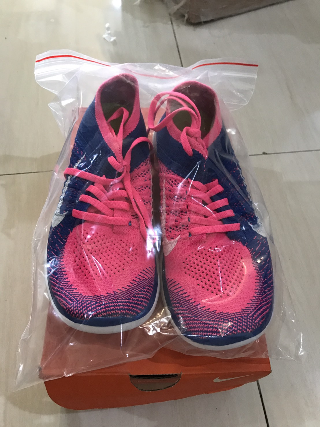 Nike dua fusion TR 3 print