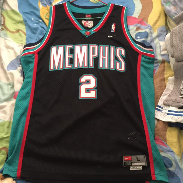 Nike NBA Memphis Grizzlies Jason Williams Swingman Jersey 9f72d03d4