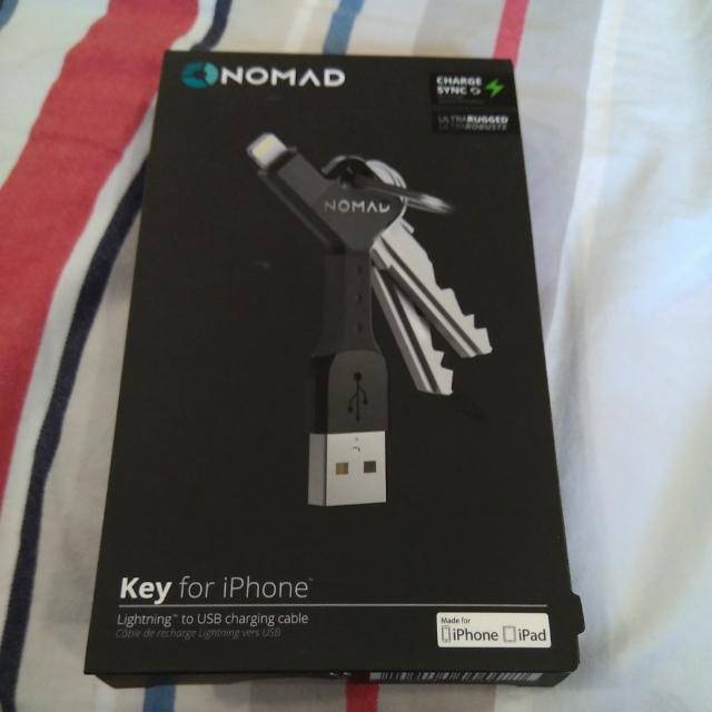 premium selection 2d226 bb80f Nomad Key - For IPhone