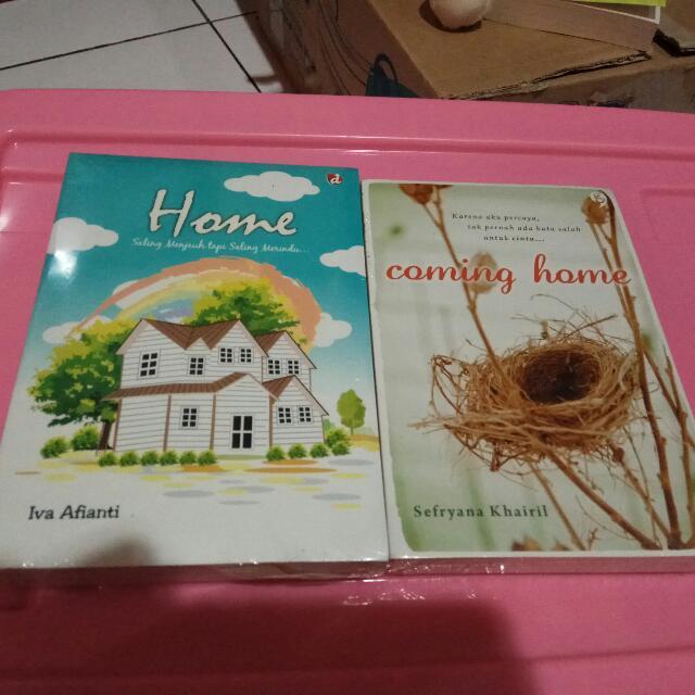 Novel Segel Home