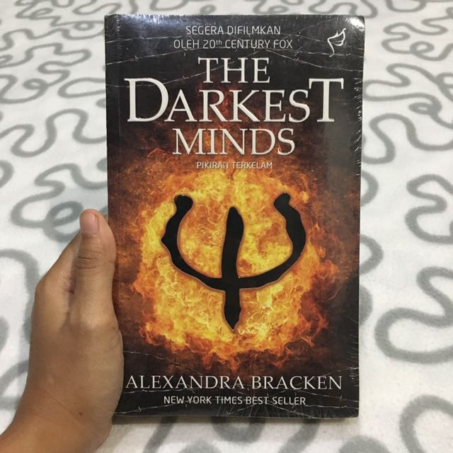 [Novel] The Darkest Minds