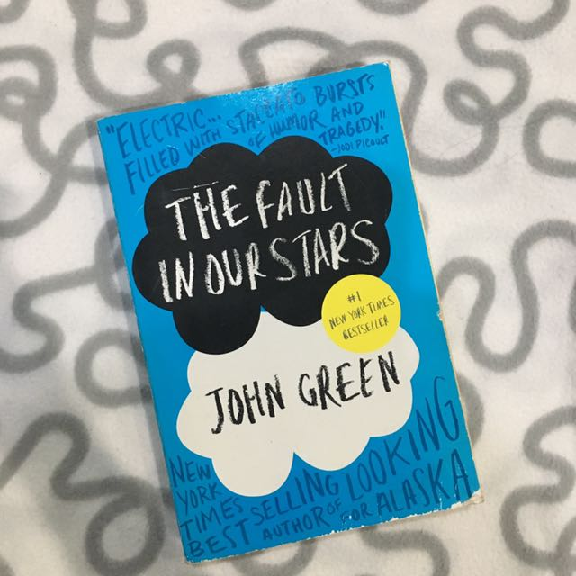 [Novel] The Fault In Our Stars