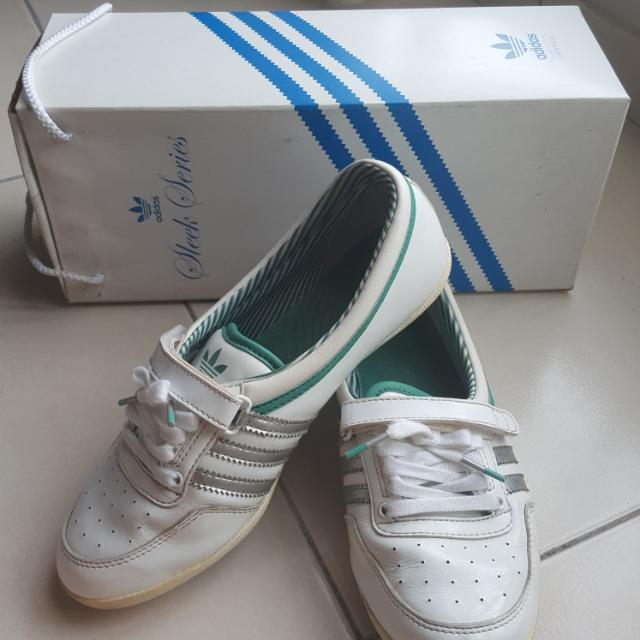 Original ADIDAS Sleek Series + 2 Casual Shoes