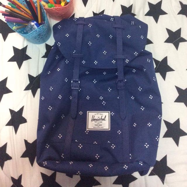 *Original Herschel Backpack*