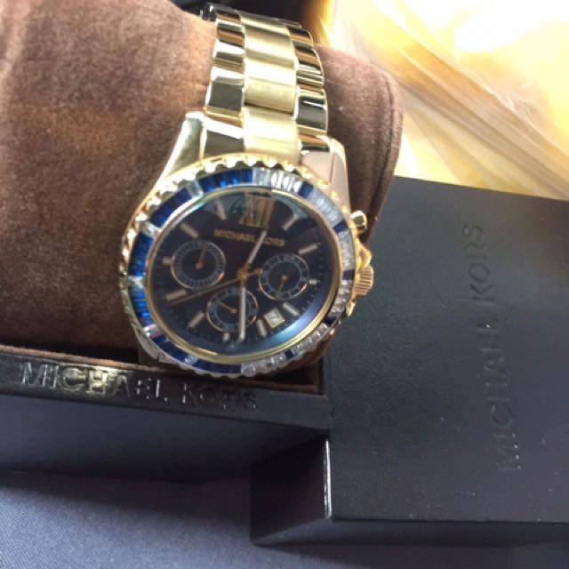 Original Mk Oversized Watch